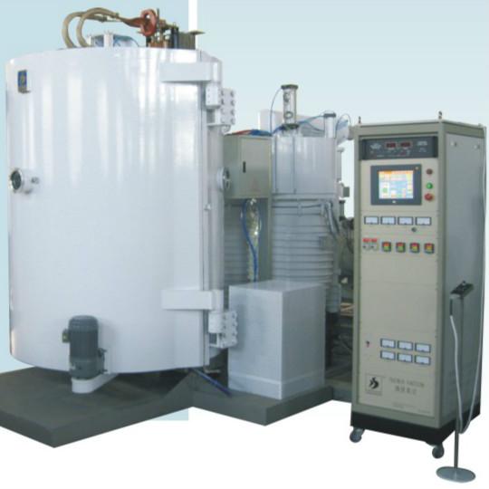 Vacuum evaporation coating equipment with double doors